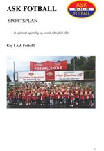 Sportsplan